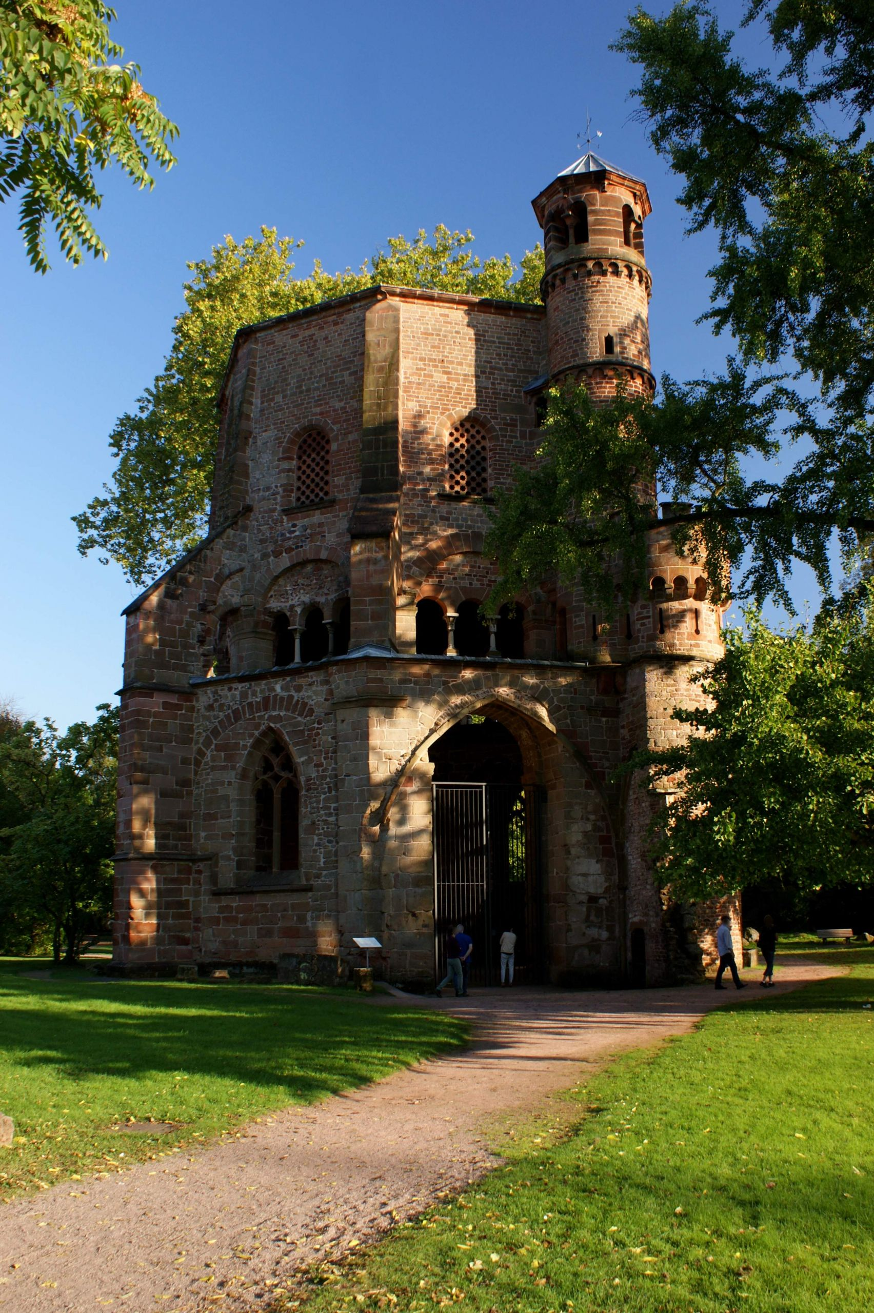 Alter Turm Mettlach pol