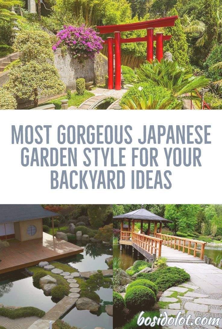 Asiatischer Garten Inspirierend 10 Schönsten Japanischen Garten Stil Für Ihre Hinterhof
