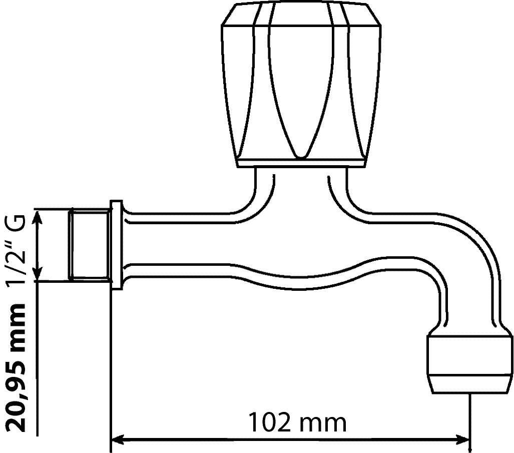 15PZ2480 03 skizze Wasserhahn Auslaufventil GarteP4fY3uQbUqTvC