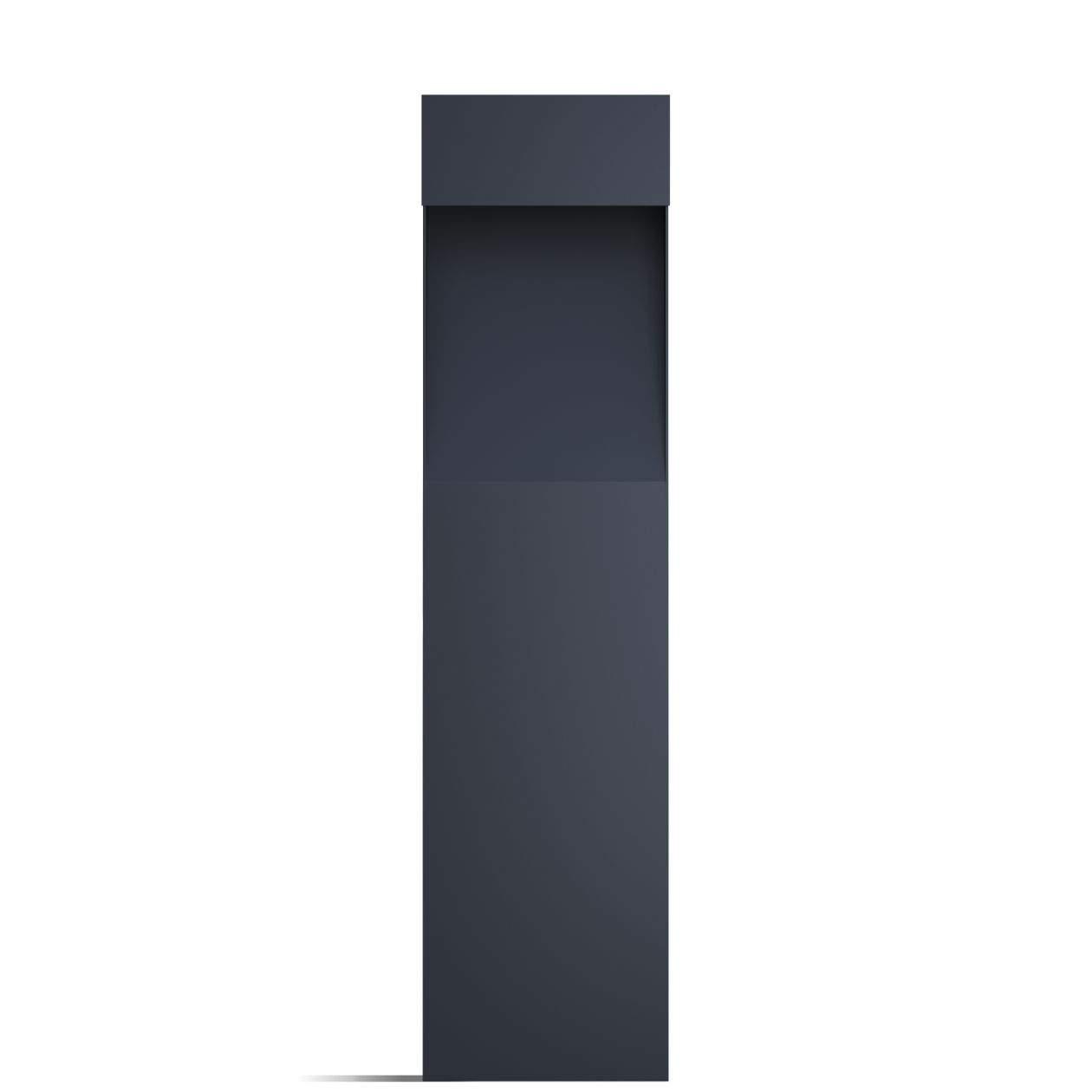 Leuchte Design Aussenleuchte Maxi Bloc Schwarz 1