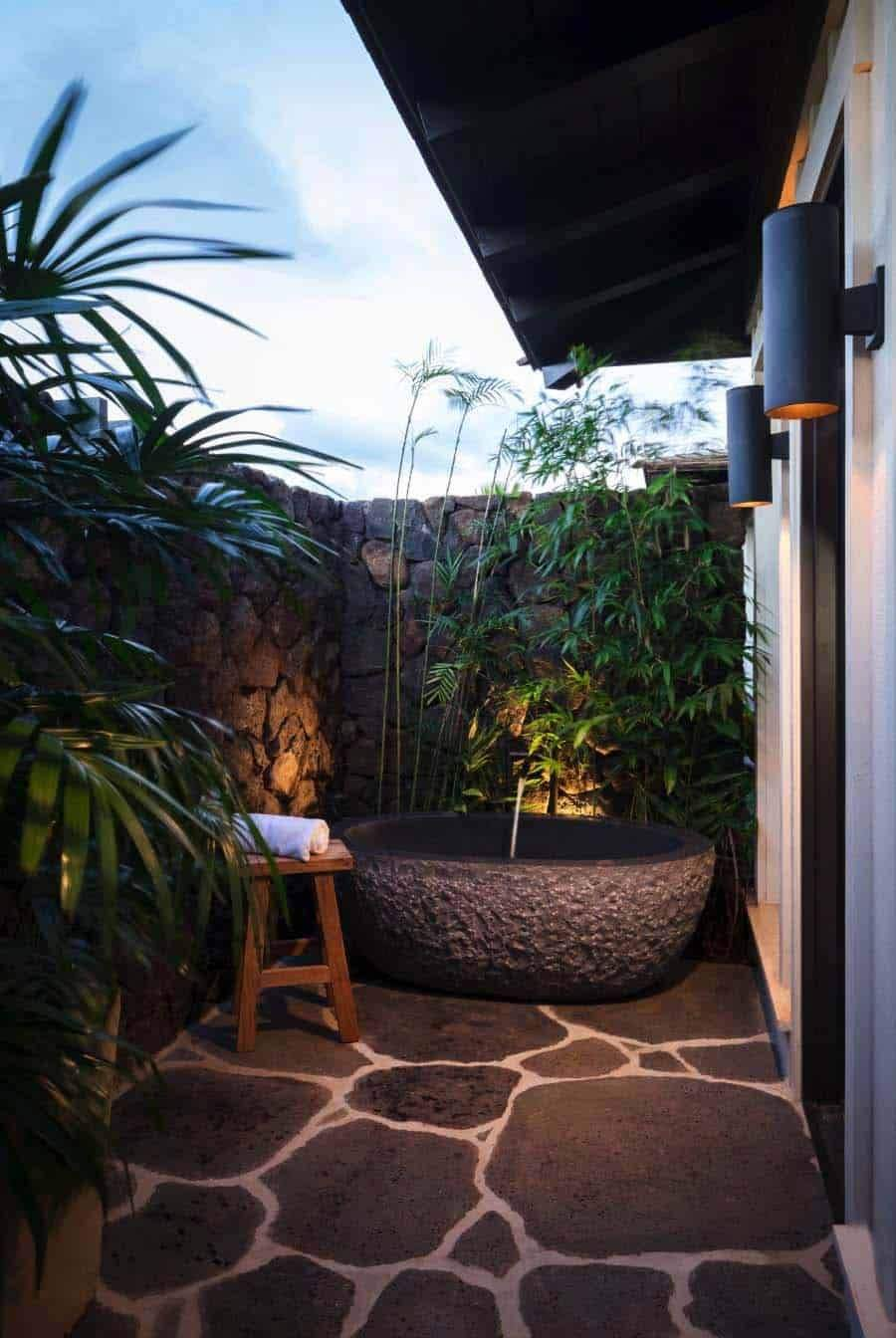 Badewanne Outdoor Garten Das Beste Von 28 Most Incredible Outdoor Tub Ideas for An Invigorating