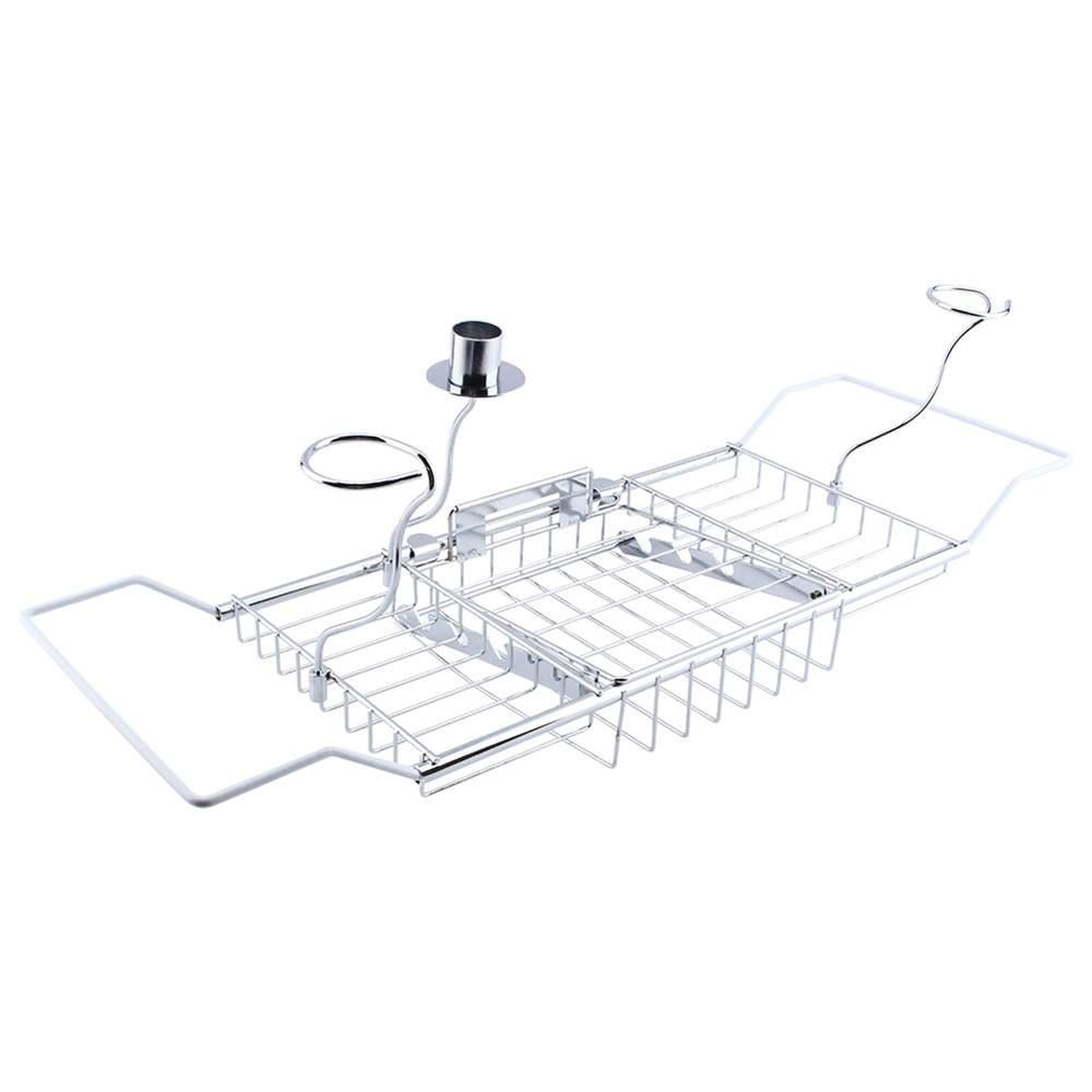 1 St cke Badezimmer Bad Dusche Badewanne Badewanne Caddy Lagerung Veranstalter Seifenhalter Rotwein Rack Halter