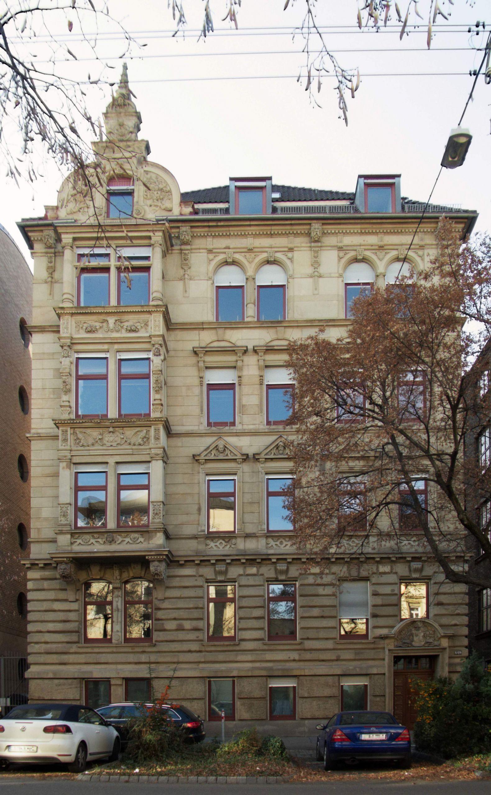 Stuttgart Johannesstraße 19