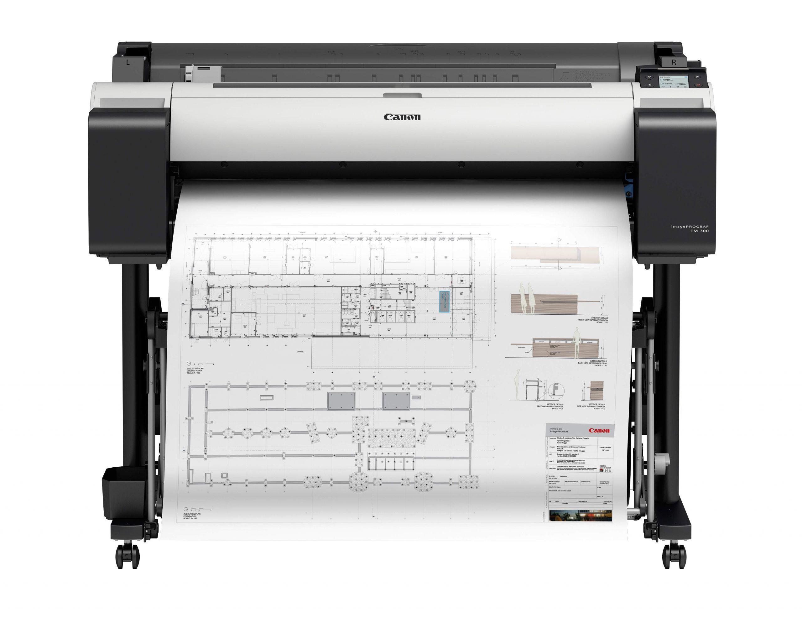 Bildmaterial TM 300 paper CAD 01 DE