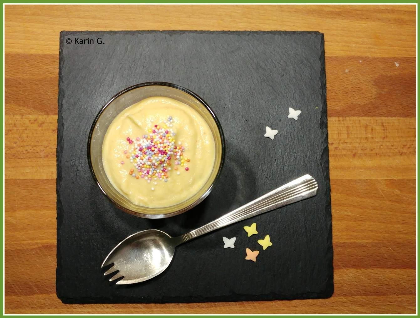 Majarete de Maiz Verde % klein karing