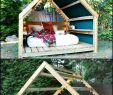 Baumhaus Garten Reizend Unwind In Your Backyard with This Cozy Diy Outdoor Cabana