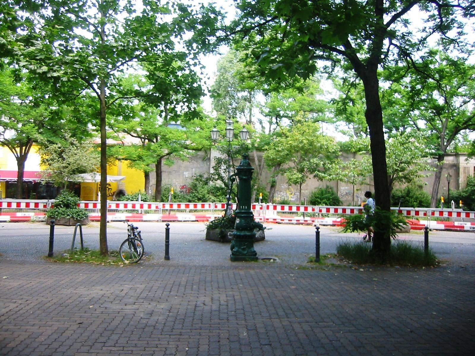 Berlin Friedenau Varziner Platz
