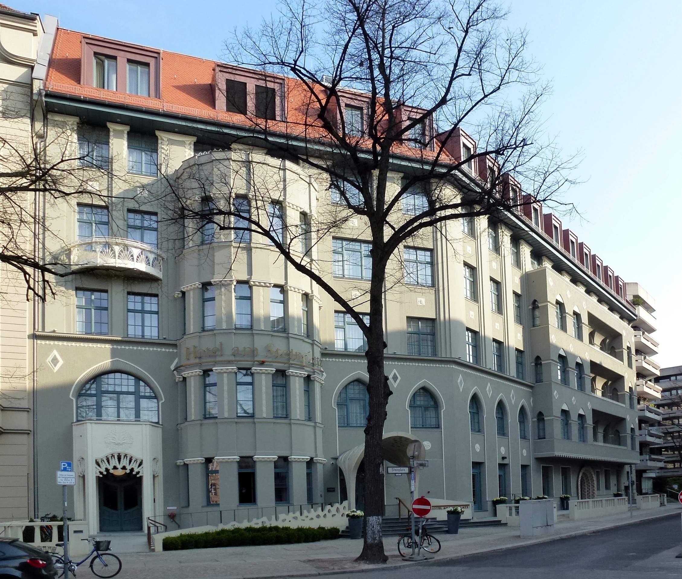 Charlottenburg Hotel am Steinplatz JPG
