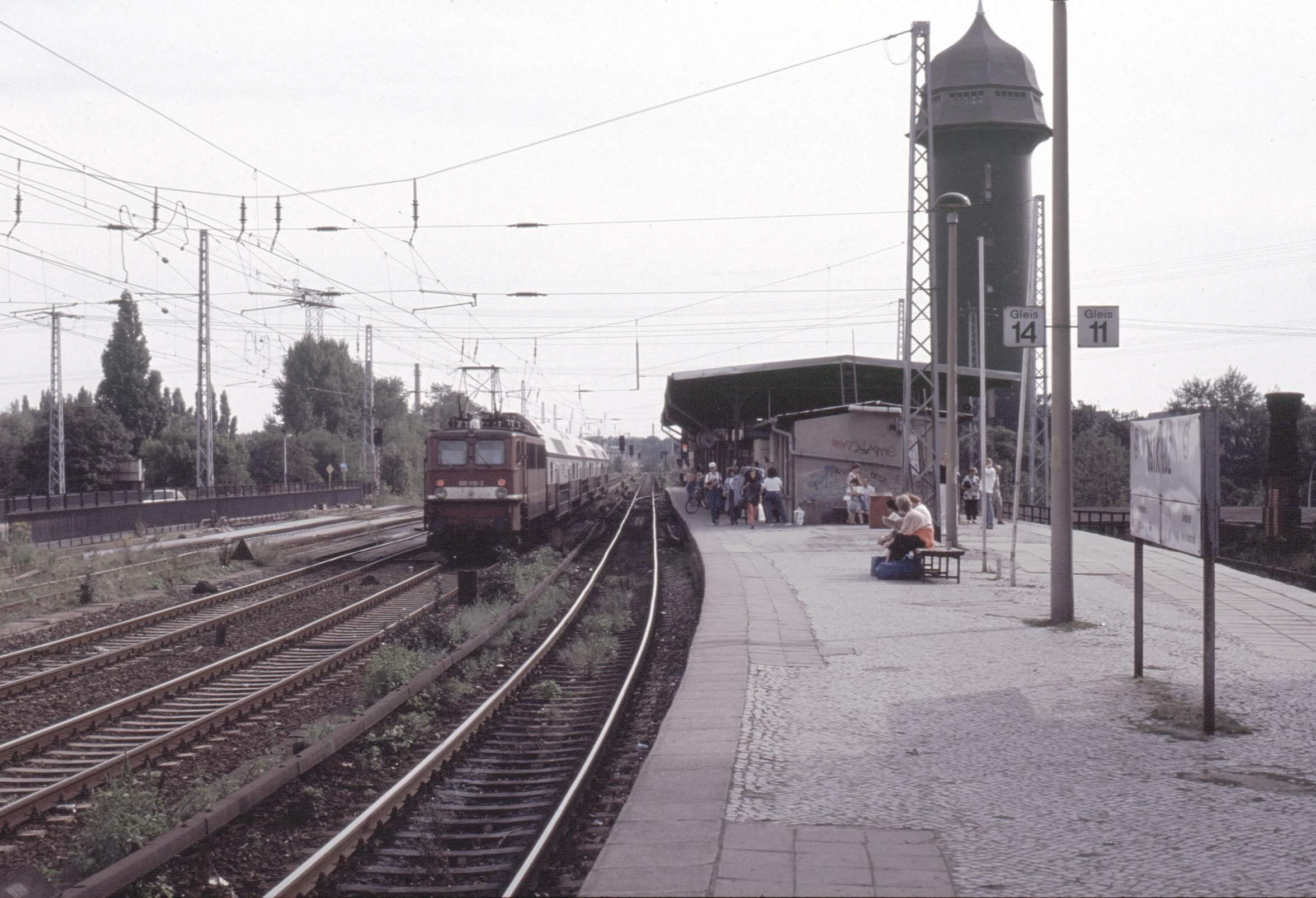 a Berlin Ostkreuz