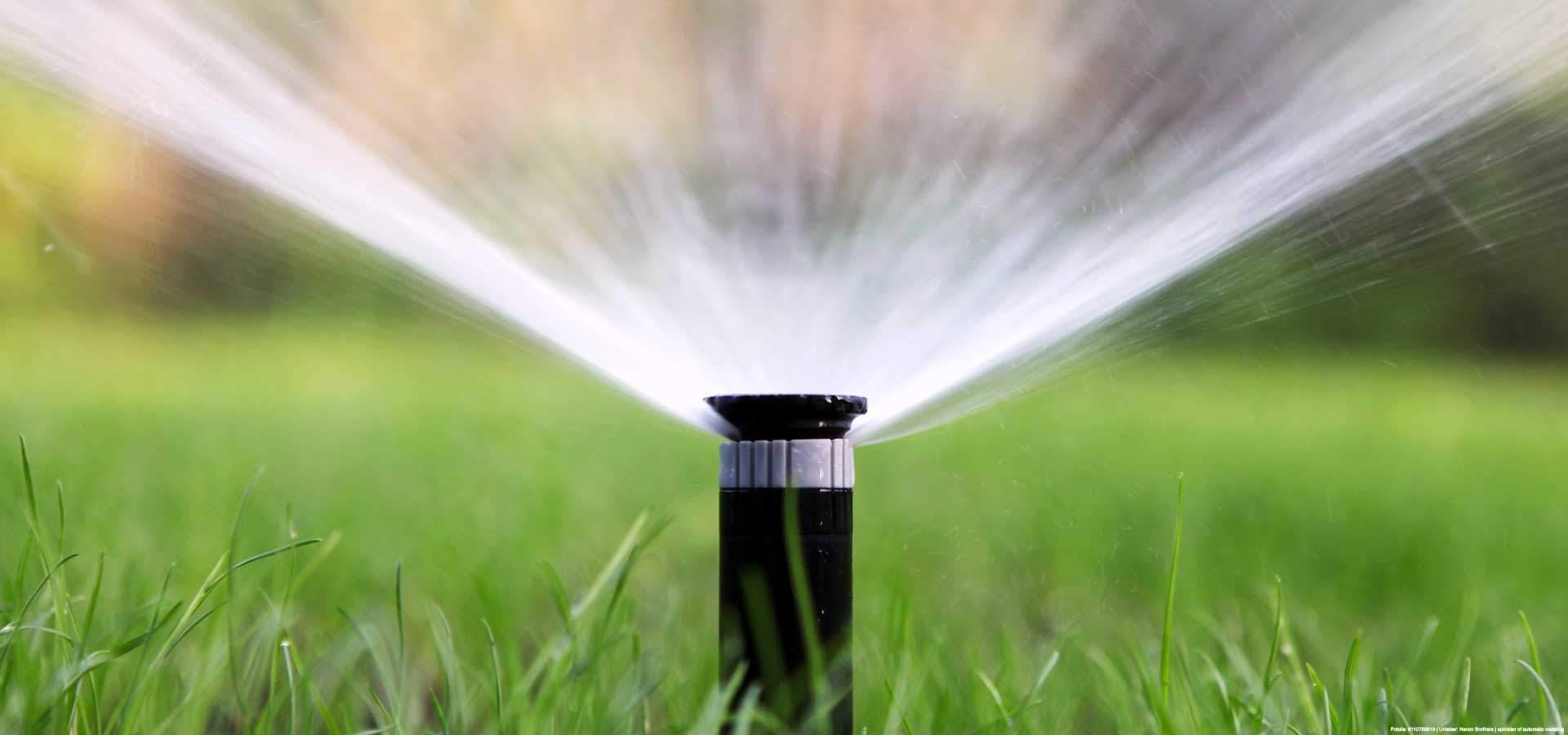 Bewässerungsanlage Garten Genial Installation Von Bewässerungsanlagen