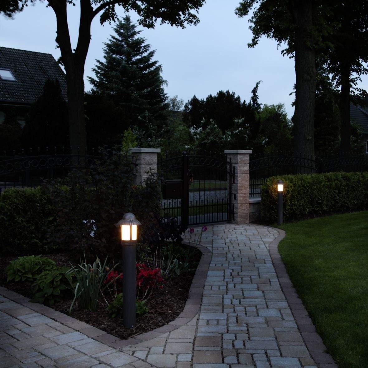 Bewegungsmelder Garten Neu Albert Bollard Lamp with Mov… In 2020