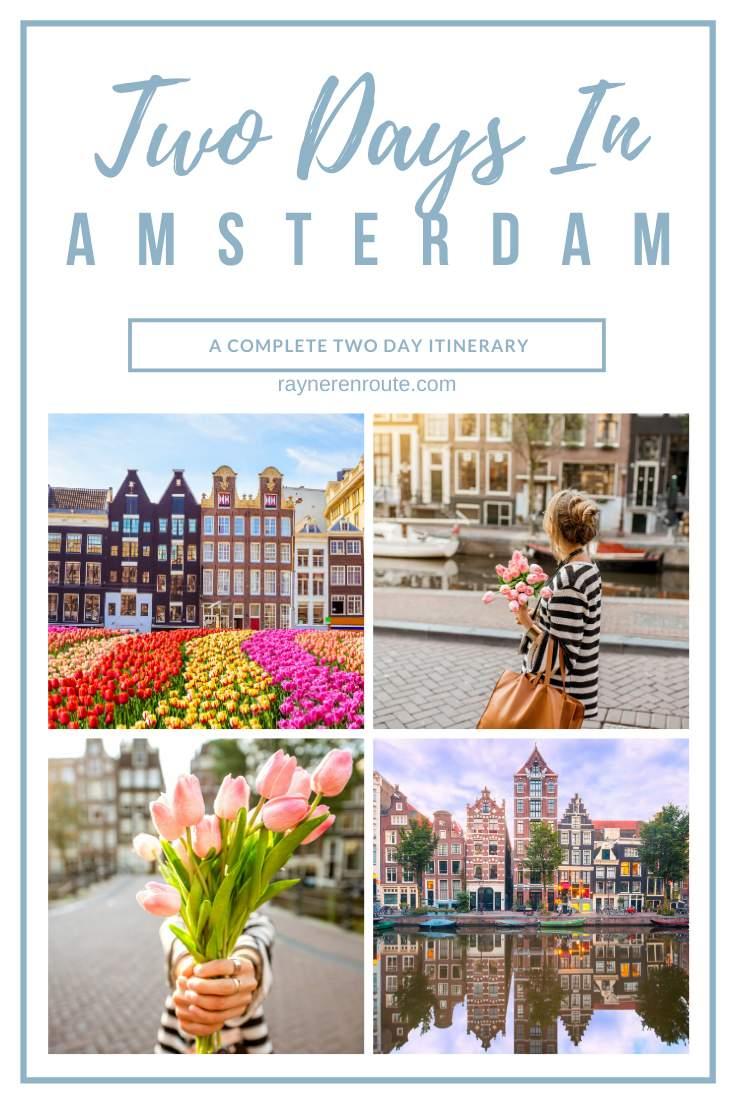 Botanischer Garten Amsterdam Reizend This 2 Days In Amsterdam Itinerary Will Help You Discover