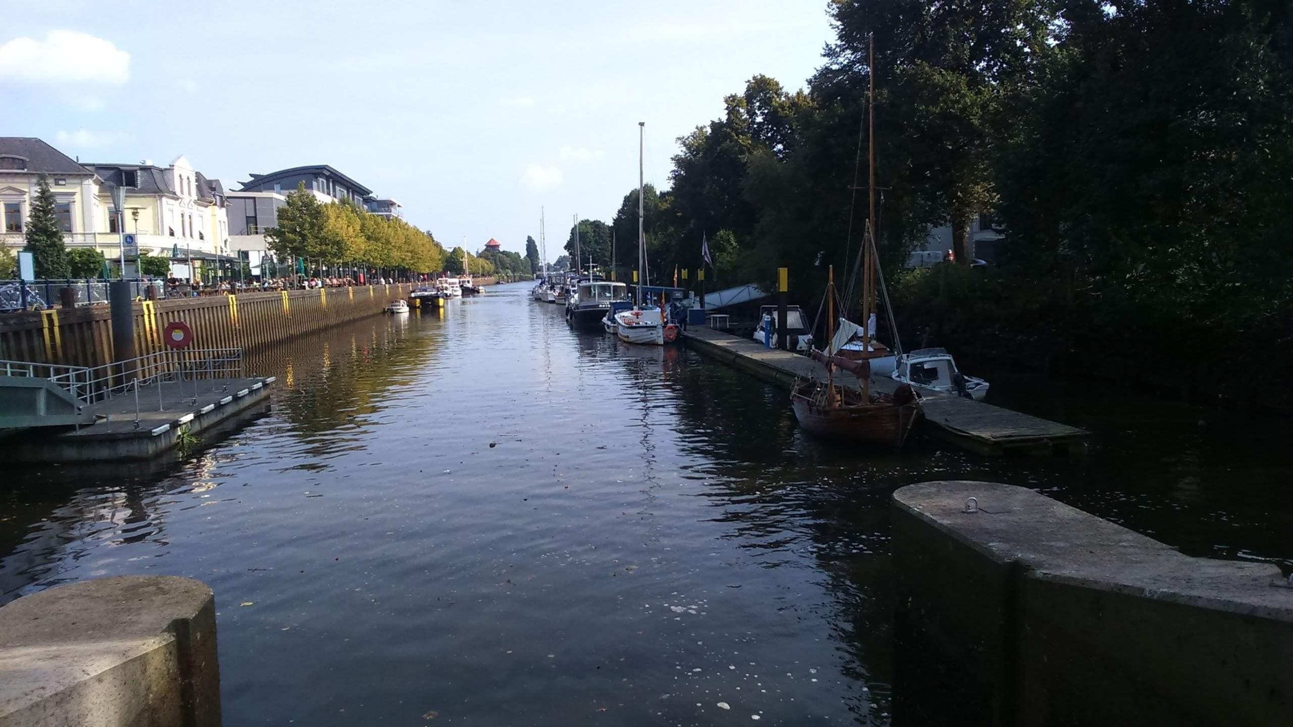 stadthafen oldenburg