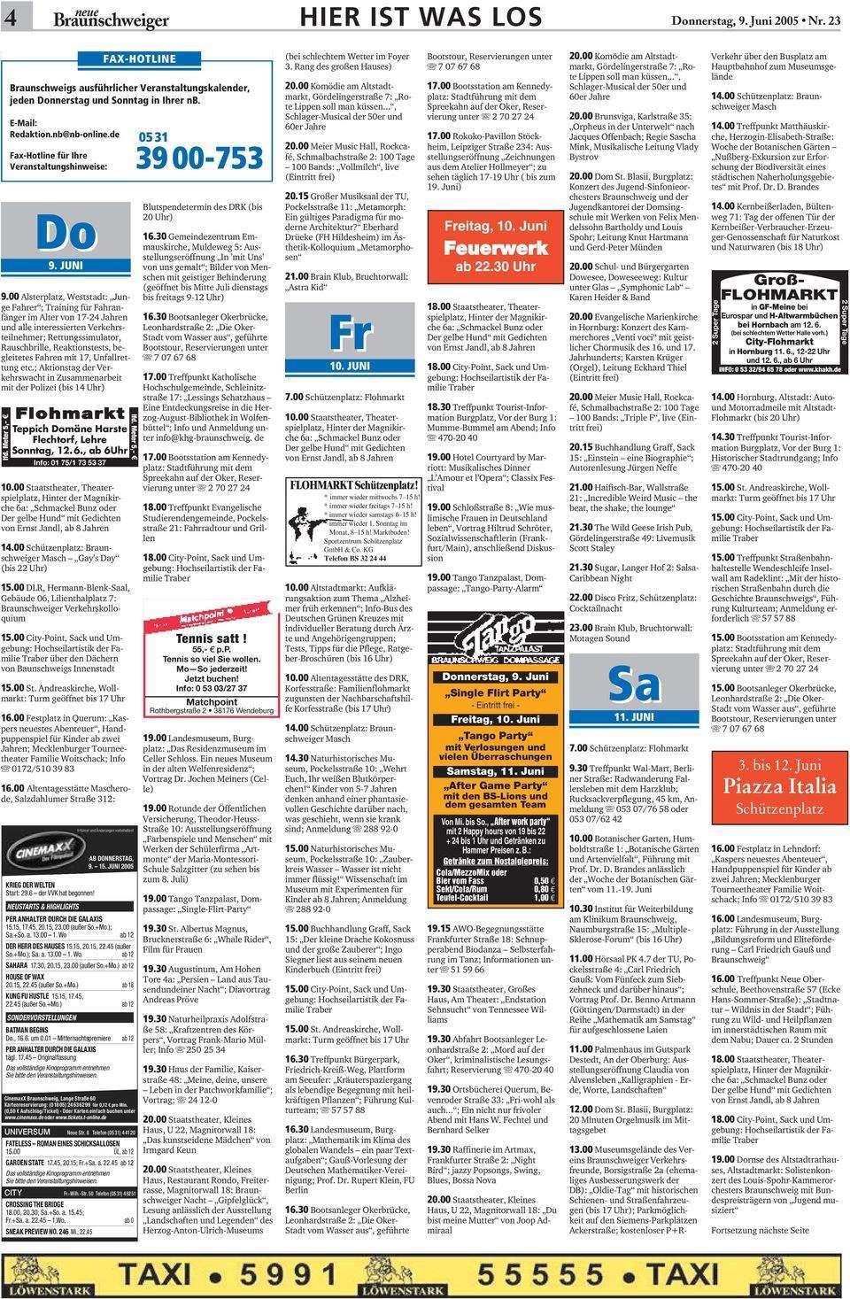 botanischer garten berlin kommende veranstaltungen einzigartig anzeigen kleinanzeigen telefax redaktion h pdf of botanischer garten berlin kommende veranstaltungen