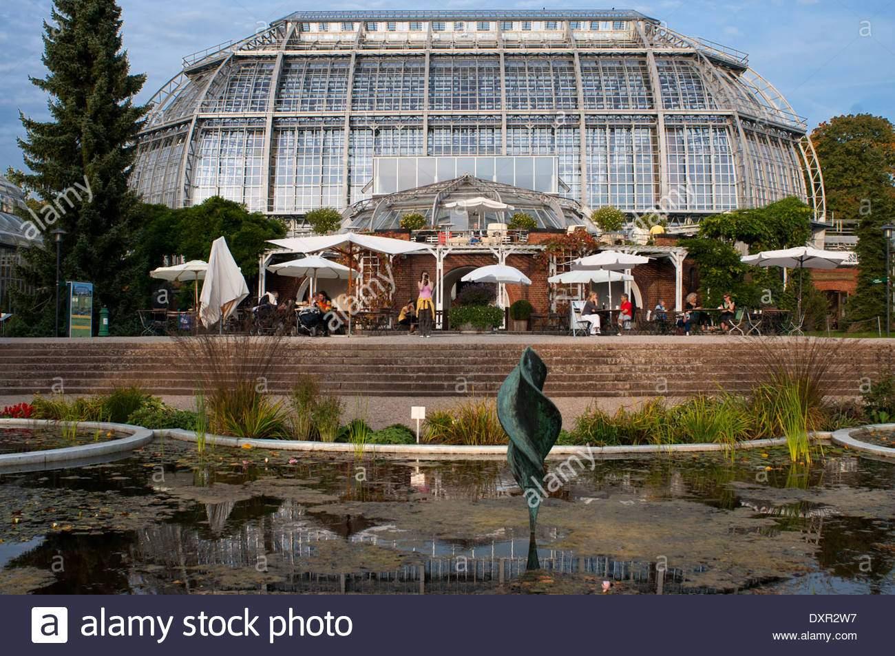 botanischer garten berlin mit mehr als 43 hektar der grosste botanische garten europas wichtigsten tropischen gewachshaus berlin dxr2w7
