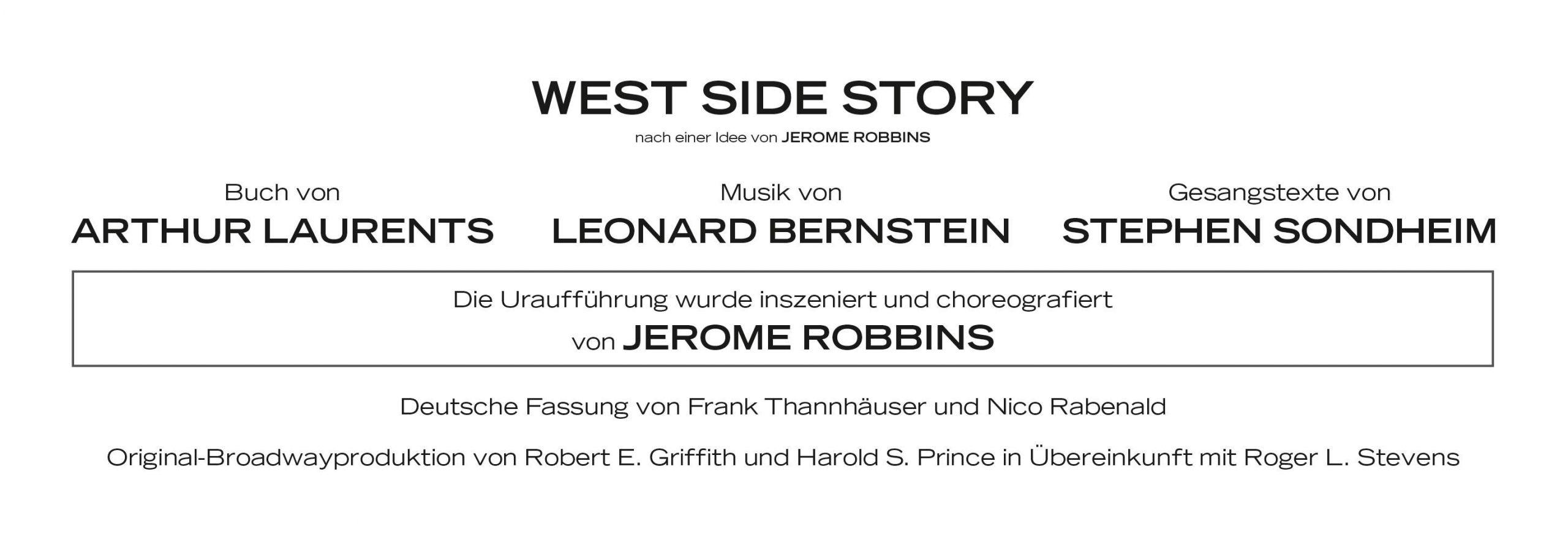 west side story titelei website
