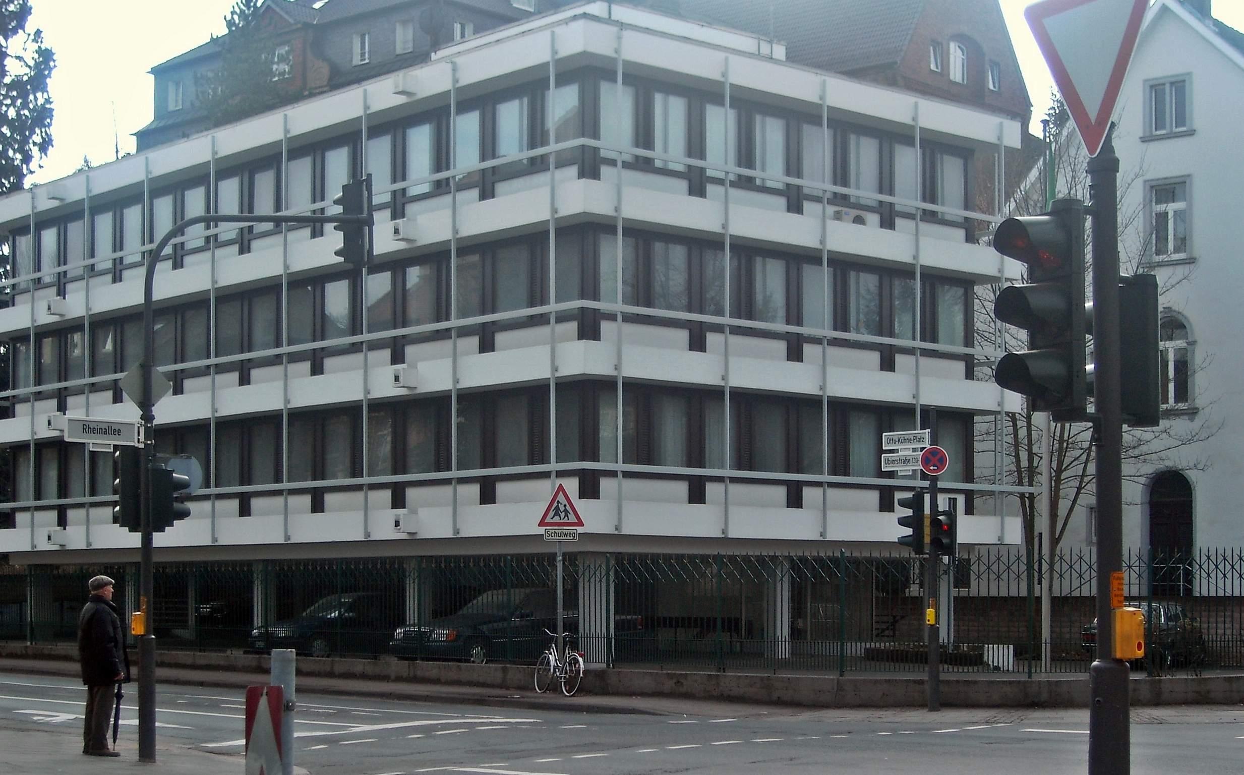 Botanischer Garten Bonn Reizend Datei Bonn Embassy Of Cameroon –