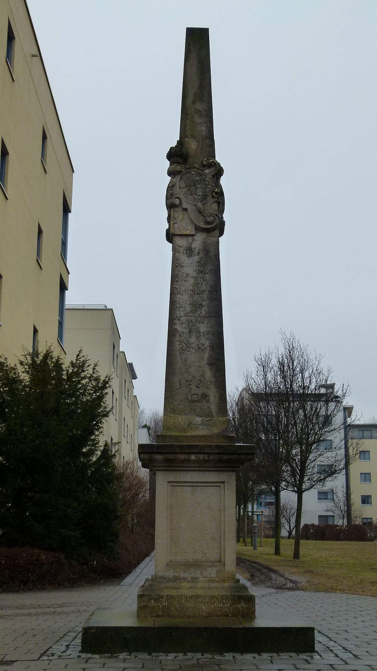 1200px Postmeilensäule Münzmeisterstraße 14b Dresden 4
