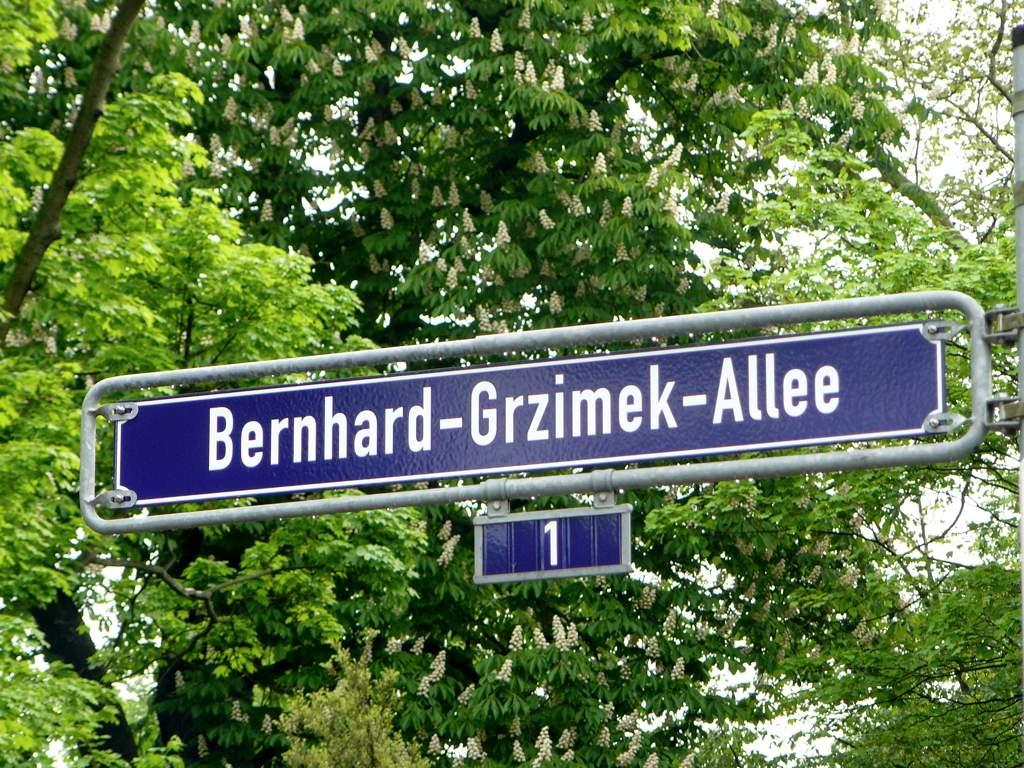Botanischer Garten Frankfurt Am Main Inspirierend Bernhard Grzimek Allee –