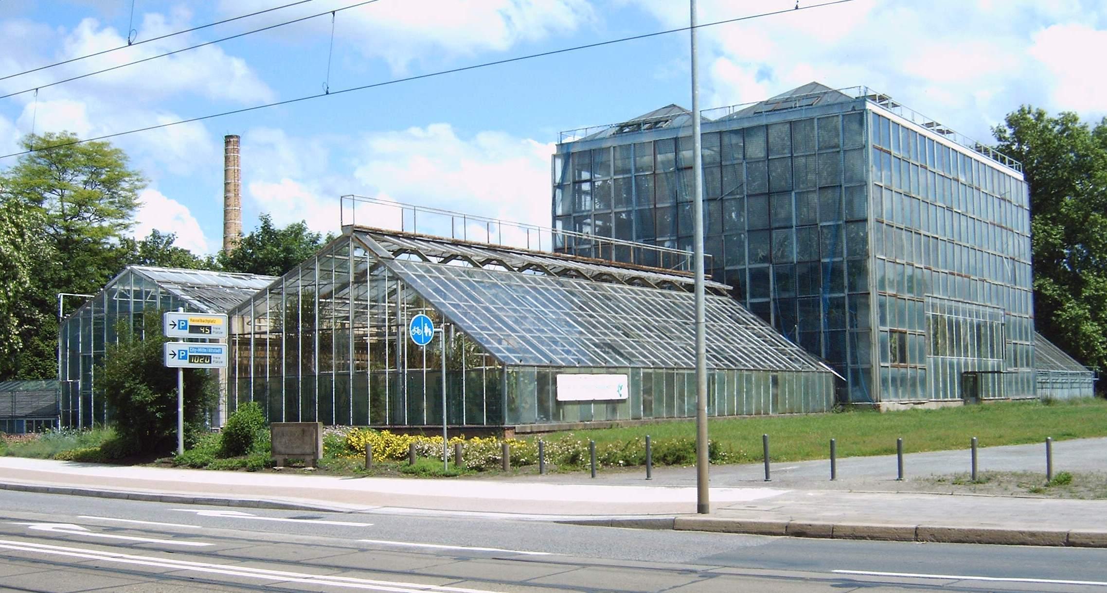 Botanischer Garten Halle Das Beste Von Gruson Gewächshäuser –