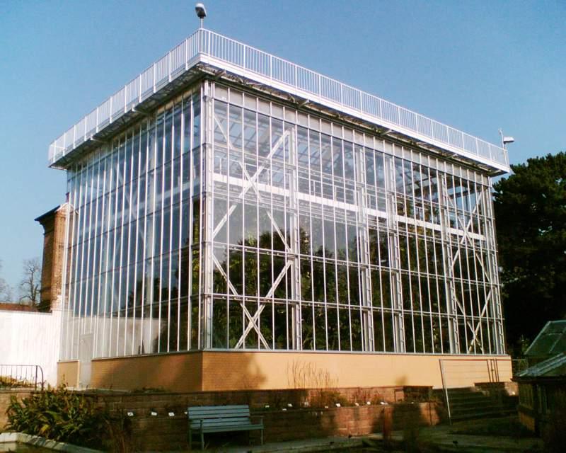 Botanischer Garten Halle öffnungszeiten Einzigartig Gtd Dresden Gewächshausbau