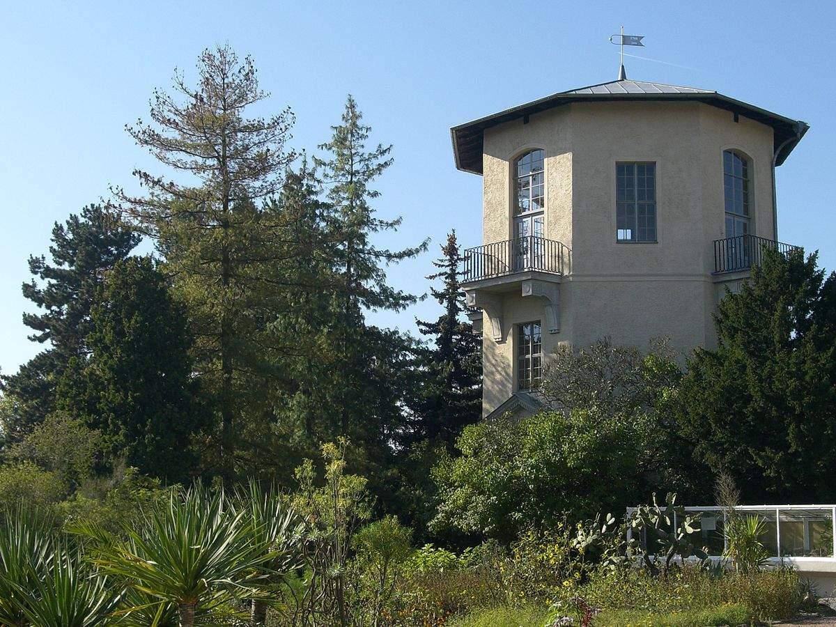 Botanischer Garten Halle öffnungszeiten Elegant Sternwarte Halle –