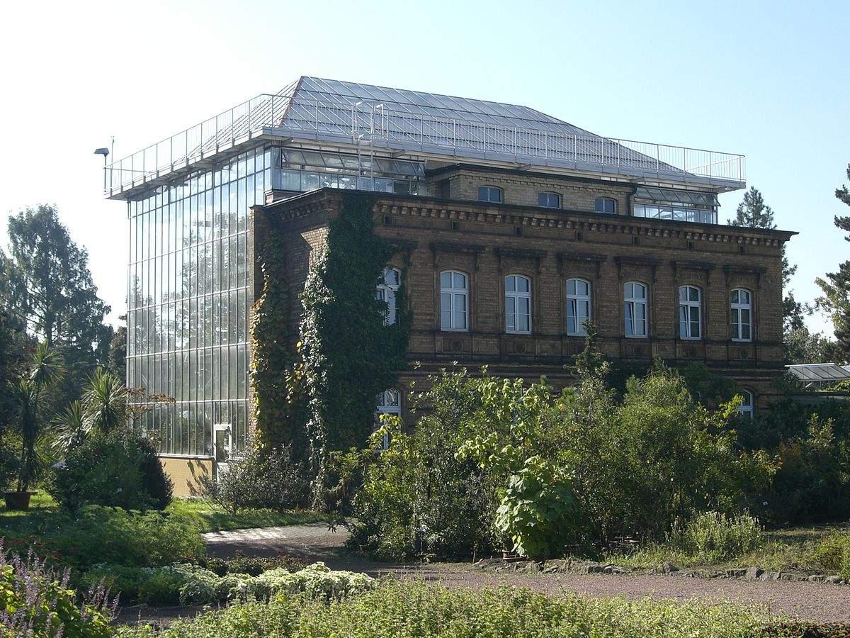 Botanischer Garten Halle öffnungszeiten Neu Botanischer Garten Halle –