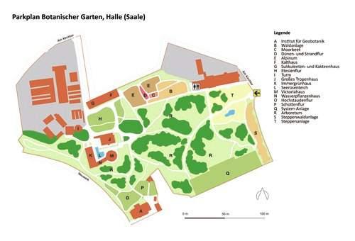 Botanischer Garten Halle öffnungszeiten Schön Botanischer Garten Halle