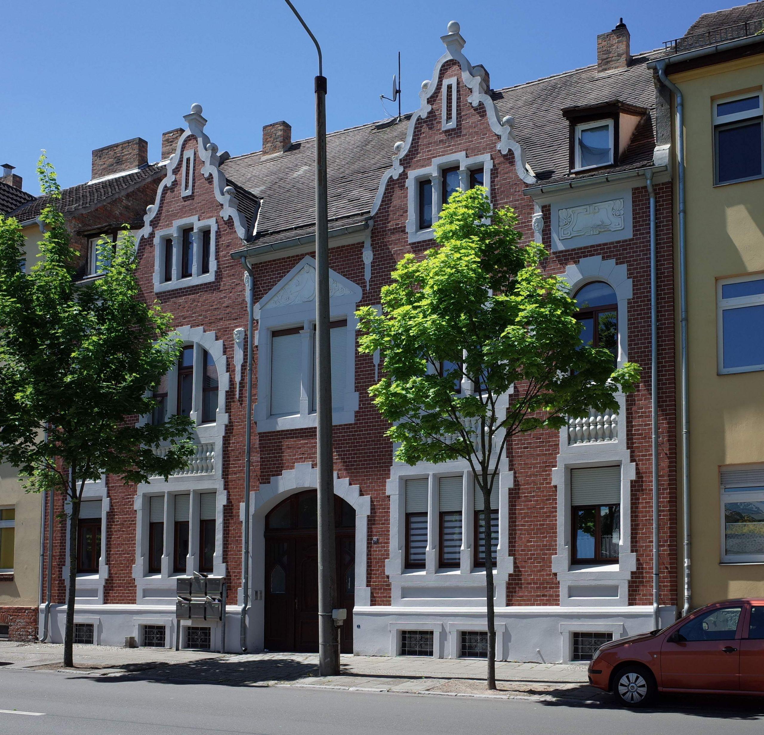 Zerbst Anhalt Bahnhofstraße 70
