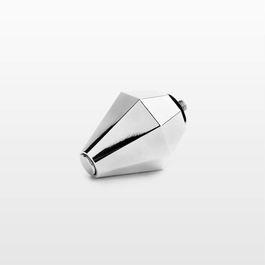 NOVAFON Magnetaufsatz chrom 1280x1280