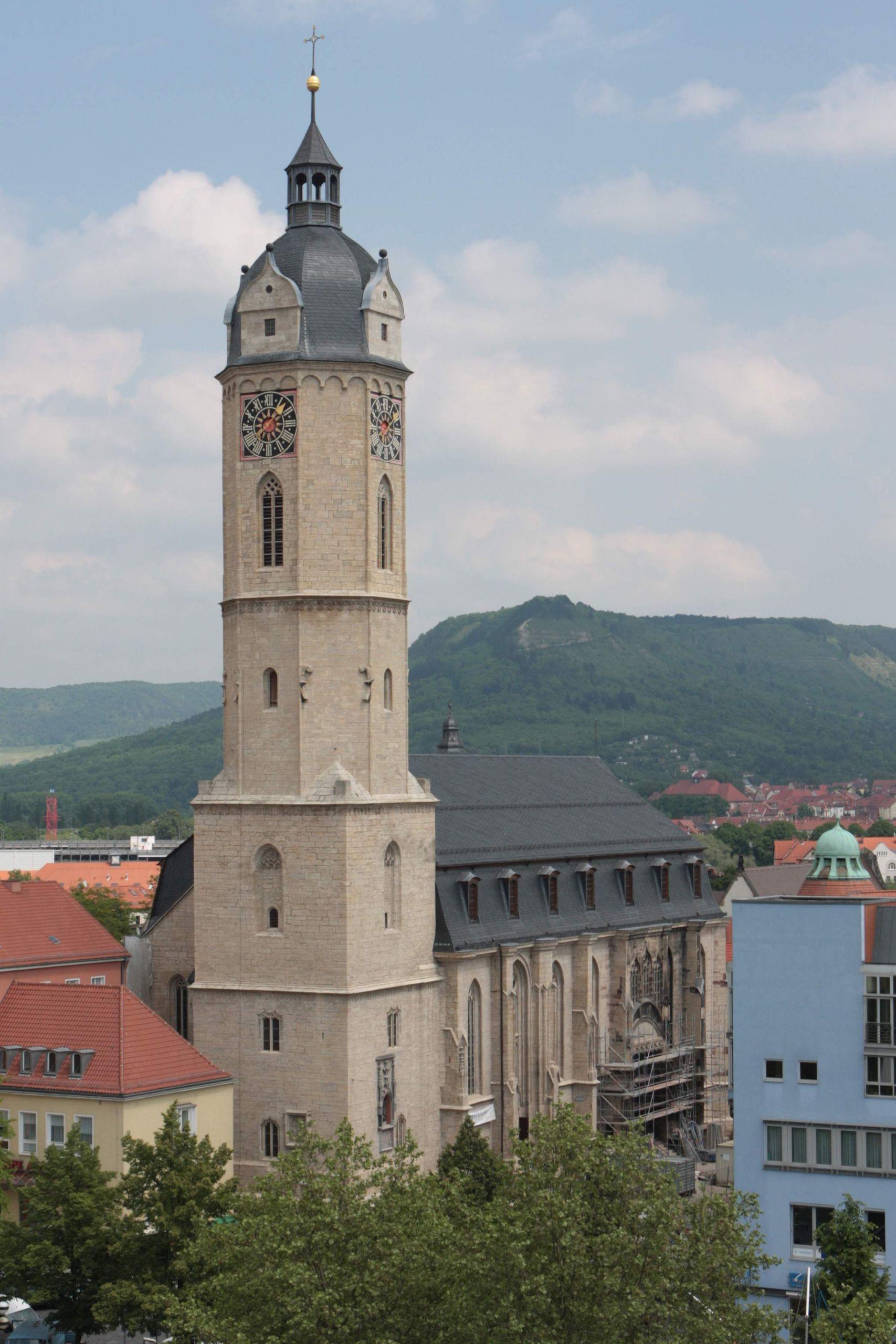 Stadtkirche St Michael in Jena 2008 05 24