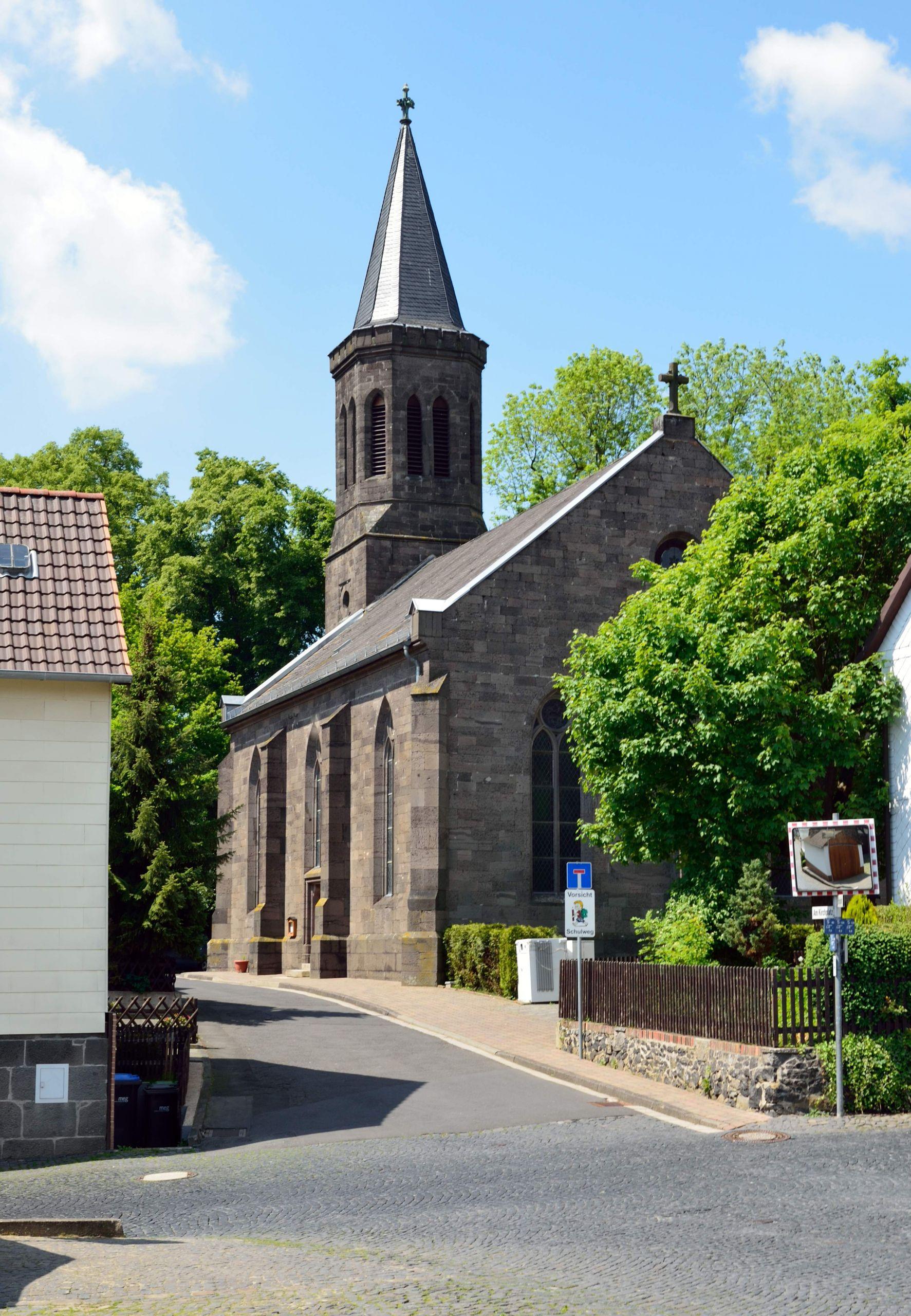 Ev Kirche Dreihausen Ebsdorfergrund