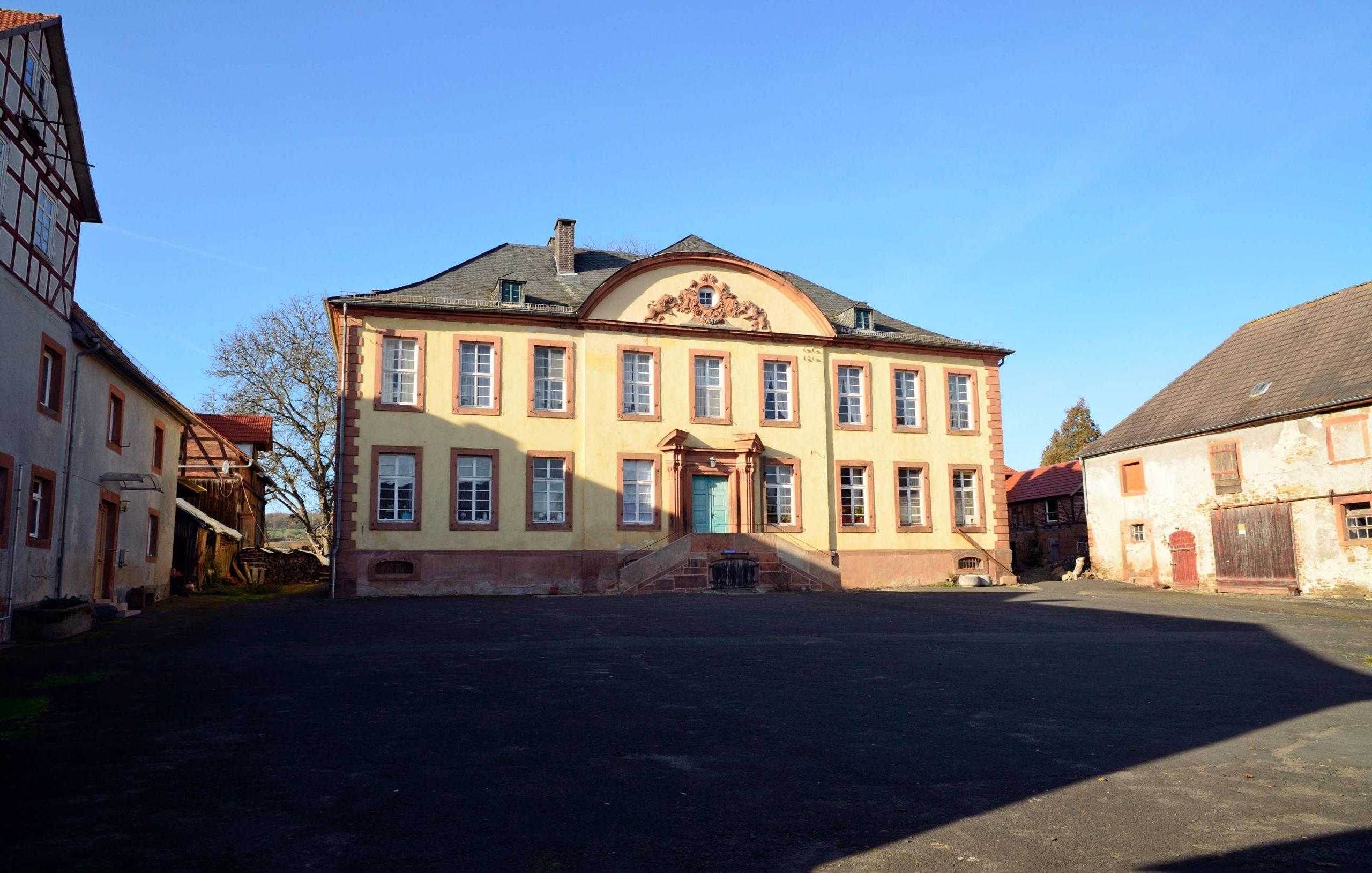 Schloss Elnhausen 1