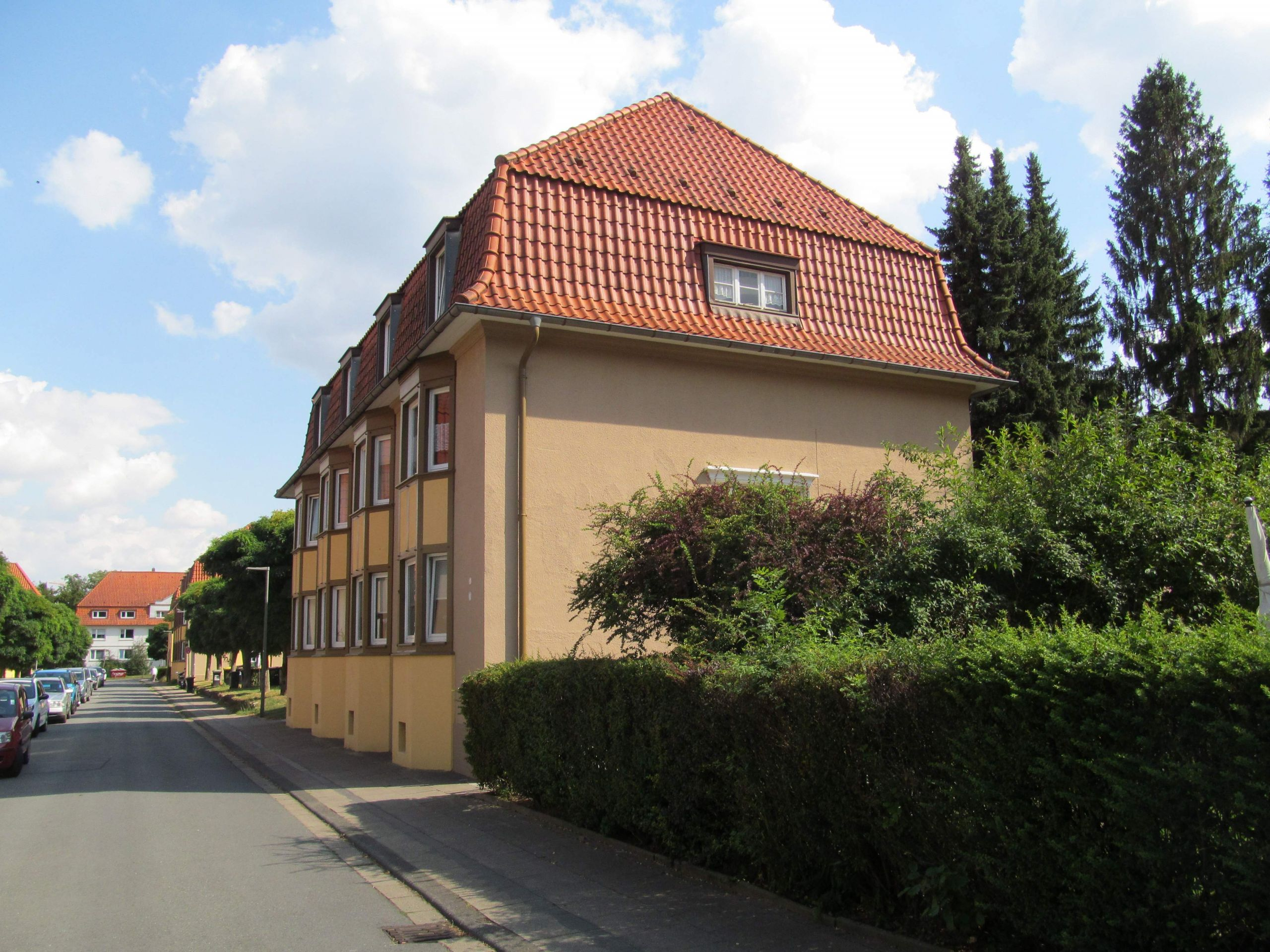Bromberger Straße 6 4 1 Mitte Bielefeld