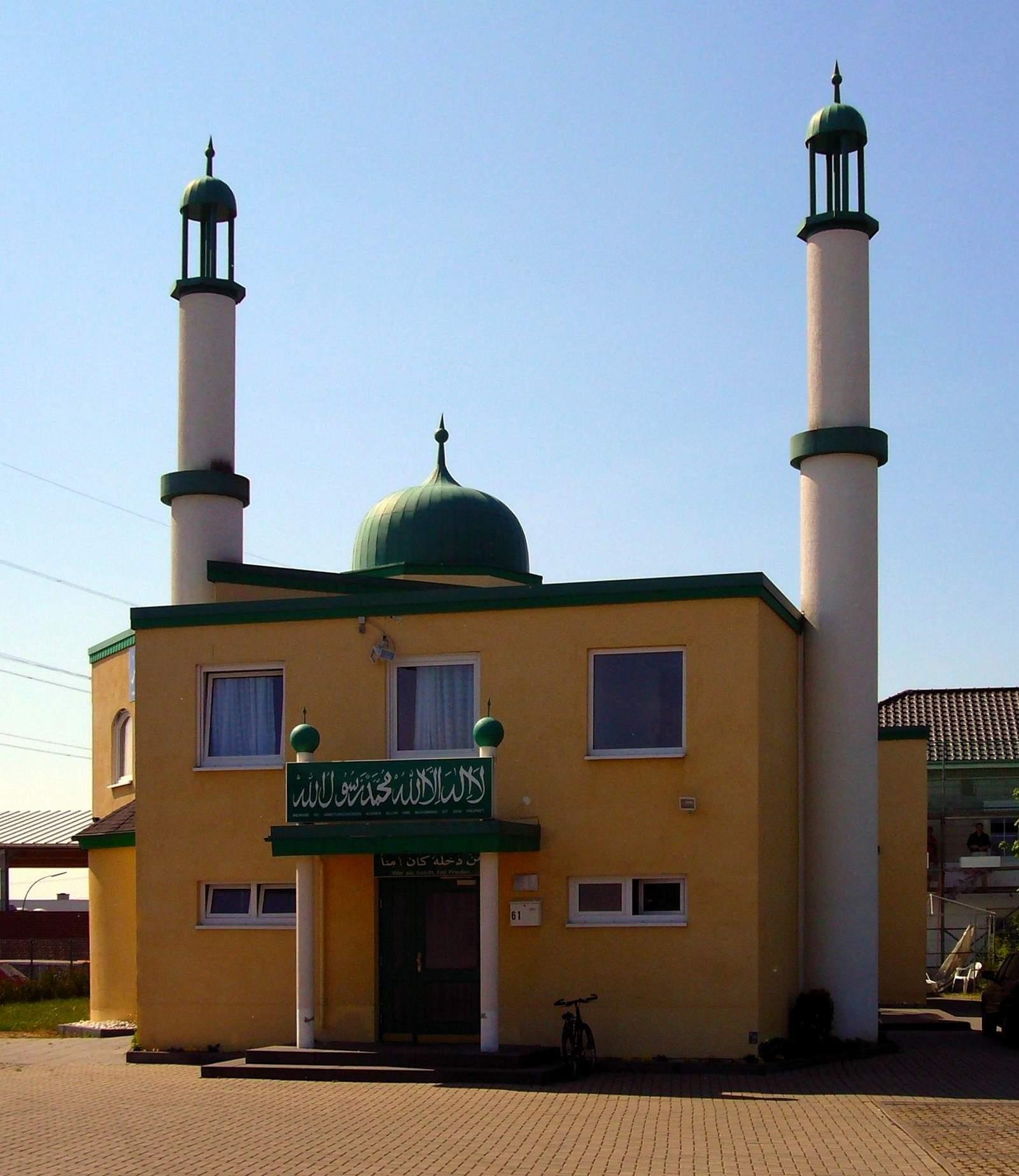 Münster Hiltrup Moschee