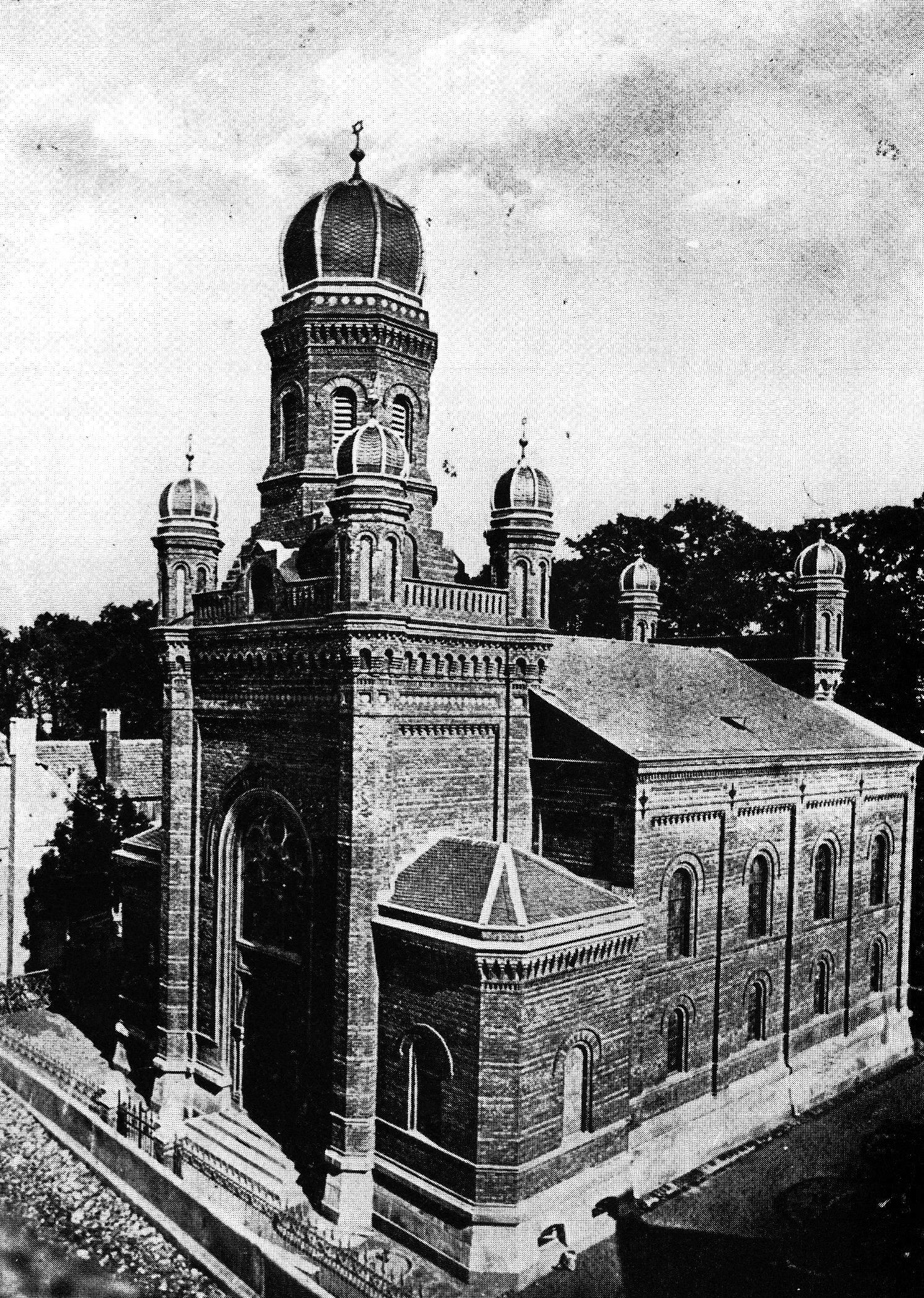 Alte Synagoge Münster