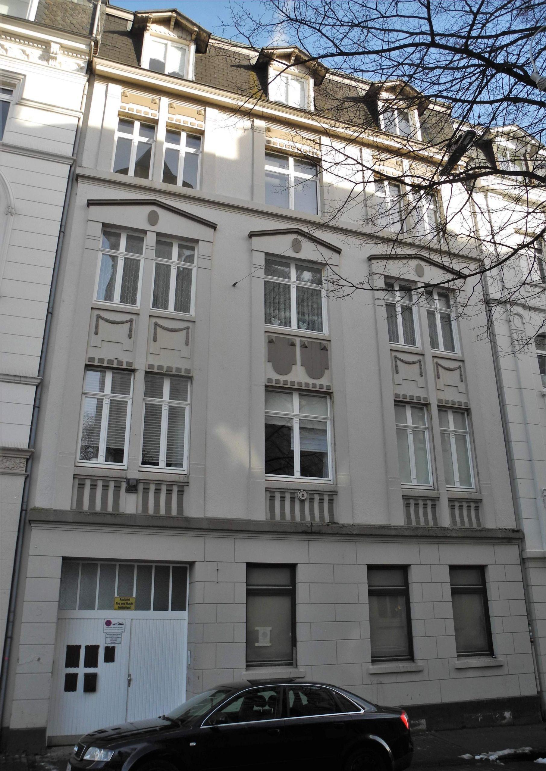 Wuppertal Deweerthstr 5 unbelaubt