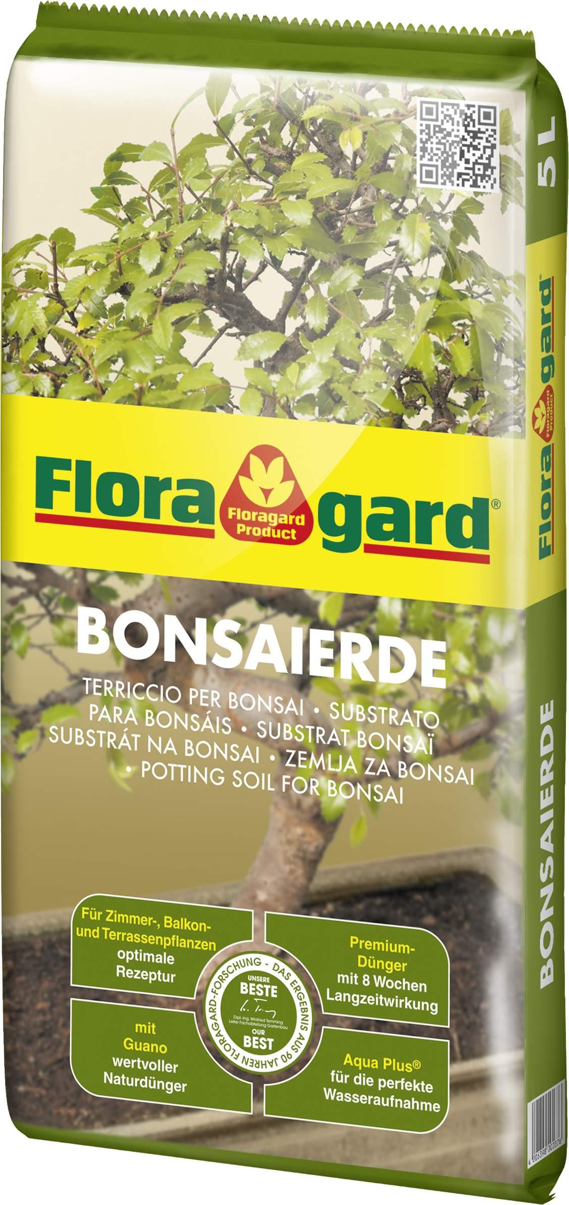 Brunnen Garten Selber Bauen Reizend Floragard Bonsaierde 5l