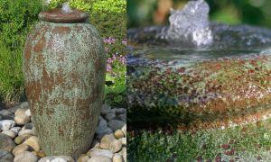 32 Reizend Brunnen Garten solar Luxus
