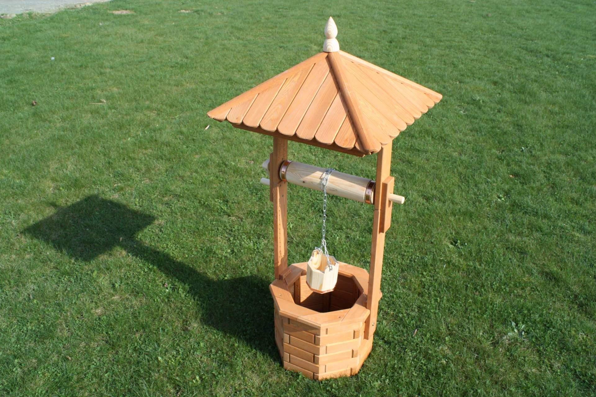 Brunnen Im Garten Bohren Luxus Brunnen Holz Deko Gebeizt Garten Teich Brunnen 130 Cm Holzbr