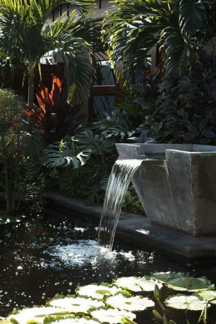 Brunnen Im Garten Einzigartig ▷ 1001 Ideen Und Gartenteich Bilder Für Ihren Traumgarten