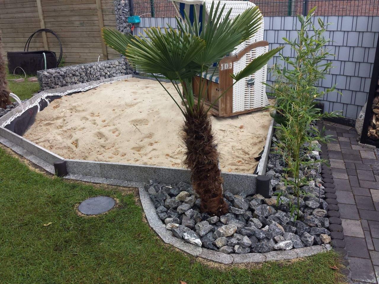 garten oase genial sandkasten mit mediterranem flair bauanleitung zum of garten oase