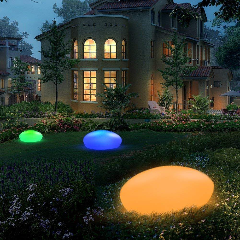 Dekokugel Garten Groß Elegant Große Led solarlampe Garten solarleuchte Mit Fernbe Nung