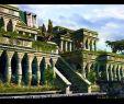 Die Hängenden Gärten Der Semiramis Zu Babylon Einzigartig Hanging Gardens Of Babylon