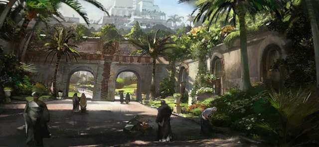 Die Hängenden Gärten Civ5