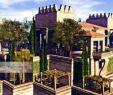 Die Hängenden Gärten Der Semiramis Zu Babylon Neu Babylon Hanging Gardens