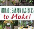 Diy Garten Einzigartig Vintage Garten
