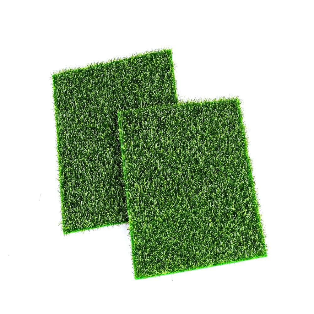 Micro Landschaft Dekoration DIY Mini Fee Garten Simulation Pflanzen K nstliche Gef lschte Moos Dekorative Rollrasen