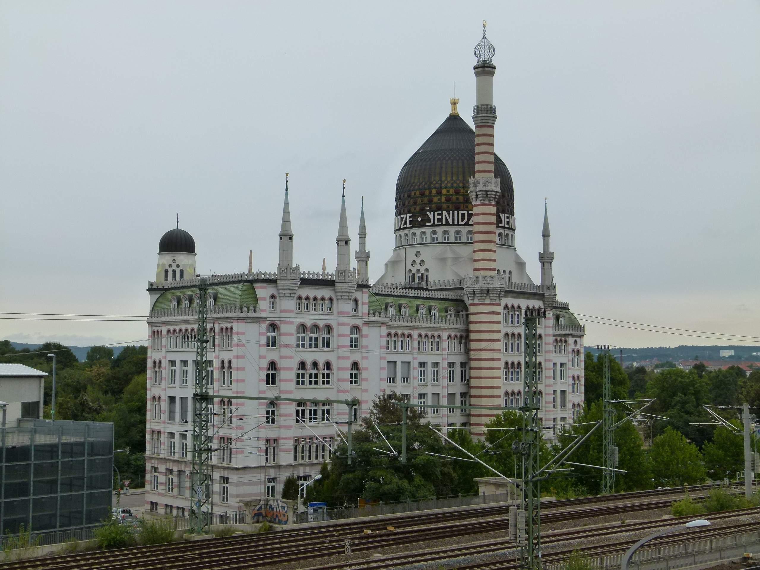 Yenidze in Dresden 1