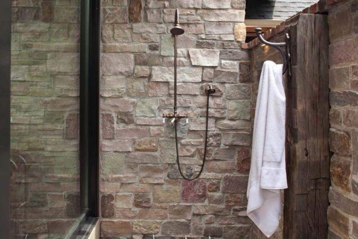 Dusche Im Garten Schön 45 atemberaubende Outdoor Duschen Sie Gestärkt Werden